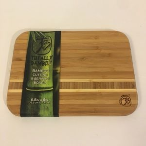 Totally Bamboo Cutting & Serving Board